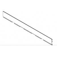 Profil predného čela spodný 225,5x25x2060mm
